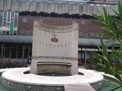 La fontana delle ore.