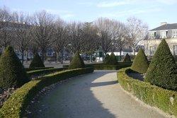 Jardin de l'Intendant