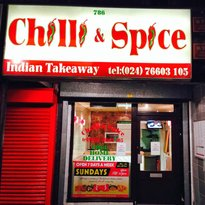 chilli and spice