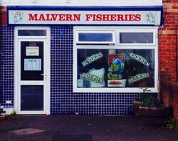 Malvern Road Fish and chips