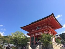 De Helder Water Tempel (Kiyomizu-dera)
