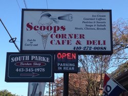 Scoops Corner Cafe and Deli