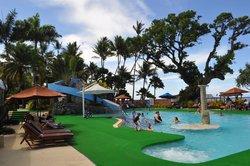 pool and Bar area Hideaway Fiji