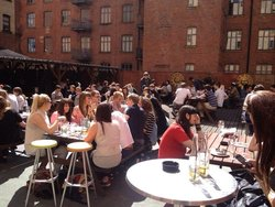 The Courtyard Bar