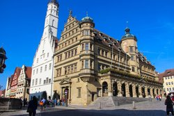 Rothenburg Town Hall (Rathaus)