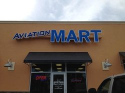 ‪Aviation Mart & Deli‬