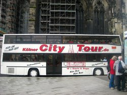 Kolner City Bus Tour