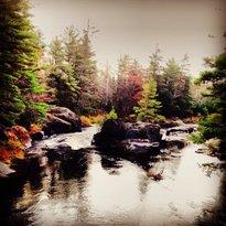 Barrows Falls Trail