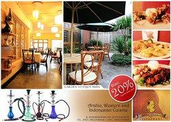 Golden Clopatra Restaurant
