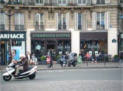 Starbucks - Motte Picquet
