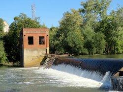 Fisherman's Park Dam