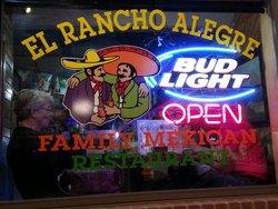 El Rancho Alegre