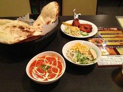 Authentic Indian Curry Delhi Higashiyamato