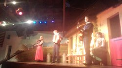 Traditional Irish Night-Cornbarn at Bunratty Folk Park