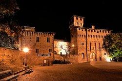 Il Castello di sera