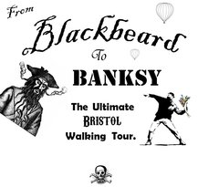 ‪Blackbeard to Banksy the Ultimate Bristol Walking Tour‬