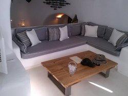 """Living Area """"The Villa"""""""
