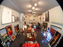 Tinta Naranja Urban Gallery