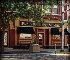 ‪The Brass Rail Bar and Grill‬