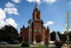 Opelousas Historic Walking Tour