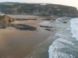 Praia de Zambujeira do Mar