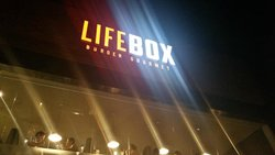 Lifebox Burger Gourmet