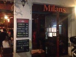 Cafe Milans