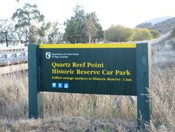 Quartz Reef Point Historic Reserve