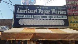 The Famous Amritsari Papar Warian
