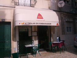 solar do embaixador