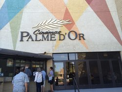 Cinemas Palme d'Or