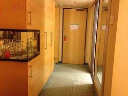 Foyer entrance of room 359