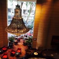Lobby Lounge at Renaissance Kuala Lumpur Hotel
