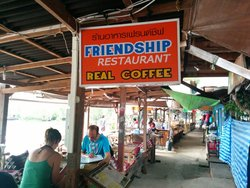 Friendship restaurant