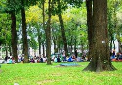 Cong Vien Van Hoa Park