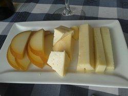 tabla de quesos gallegos