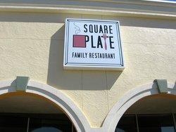 Square Plate Restaurant