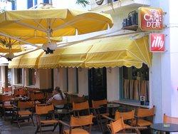 Zaxaroplastio Cafe