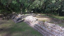 Zona Arqueologica de Tenam Puente