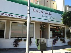 Mary and Robb's Westwood Cafe