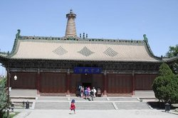 Dafo Temple of Zhangye