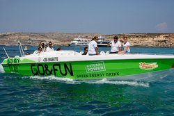 Powerboat Rides Malta