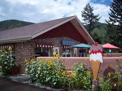 Rock House Ice Cream