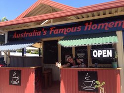 Coffee Hut & Cafe with Australian Car Detailing