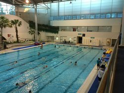 Sydney International Aquatic and Athletic Centres