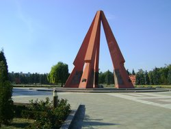 Victory Memorial and Eternal Flame