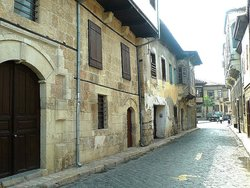 Old Tarsus Houses