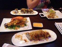 Wasabi Sushi Bar- WEST