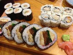 Shima-ya Takeout Sushi