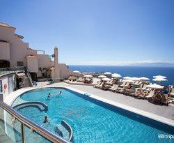 The Pool at the Royal Sun Resort